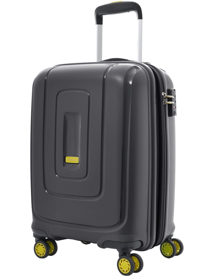 Lightrax Hardside Spinner Case Small 55cm Black 2.7kg image 1