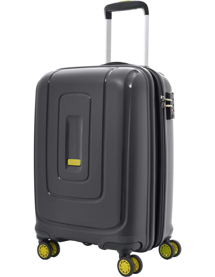 Lightrax Hardside Spinner Case Medium 69cm Black 3.7kg image 1