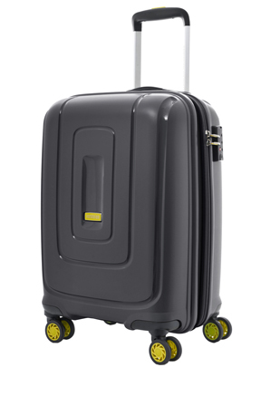 American Tourister - Lightrax Hardside Spinner Case Medium 69cm Black 3.7kg