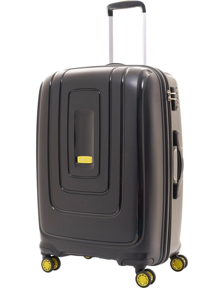 Lightrax Hardside Spinner Case Large 79cm Black 4.4kg image 1