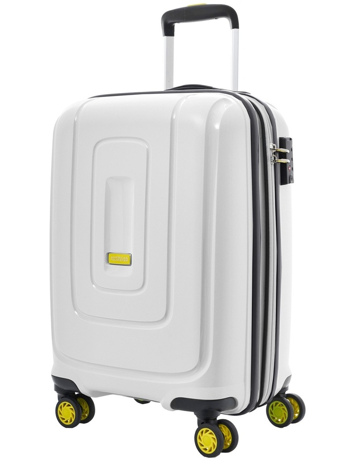 Lightrax Hardside Spinner Case Large 79cm White 4.4kg image 1