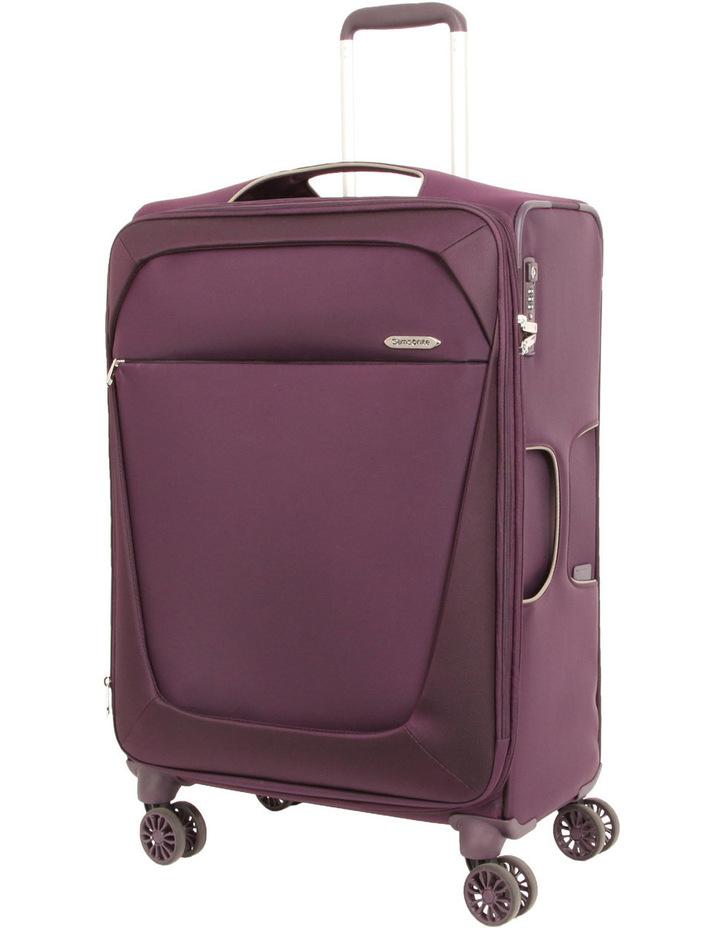Blite 3 Softside Spinner Case Medium 71cm Violet 3.1kg image 1