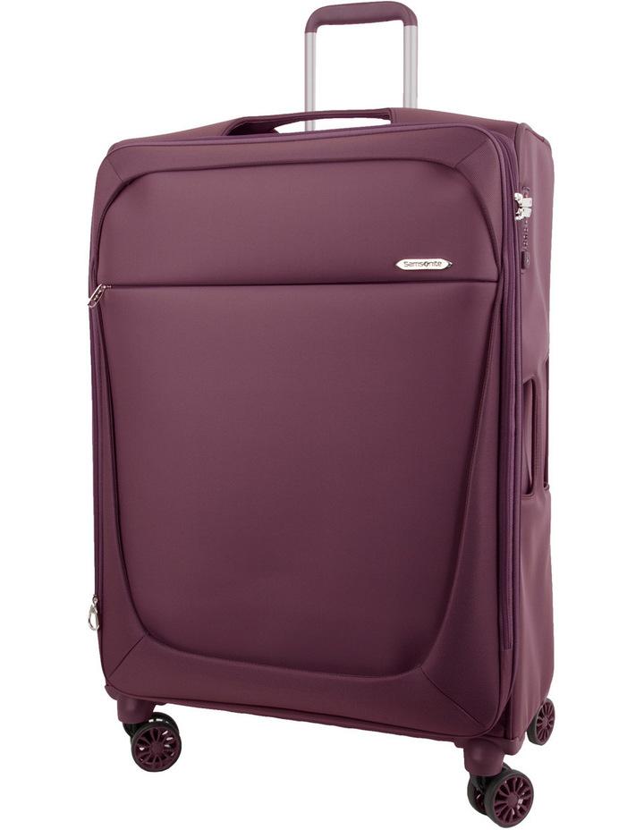 Blite 3 Softside Spinner Case Large 78cm Violet 3.3kg image 1