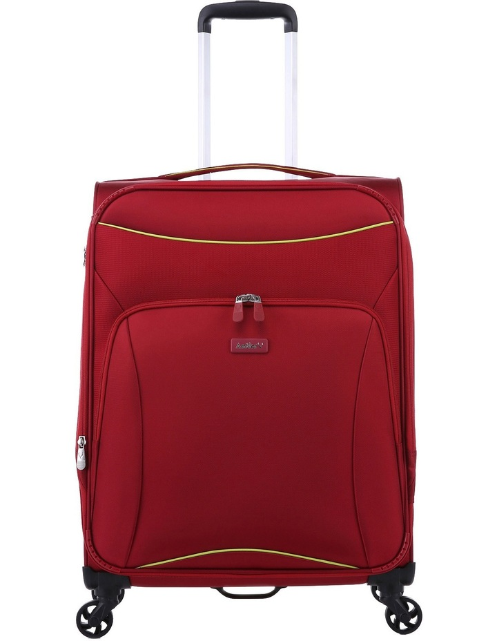 Zeolite Softside Spinner Case Medium: Red 66cm 2.8kg image 1