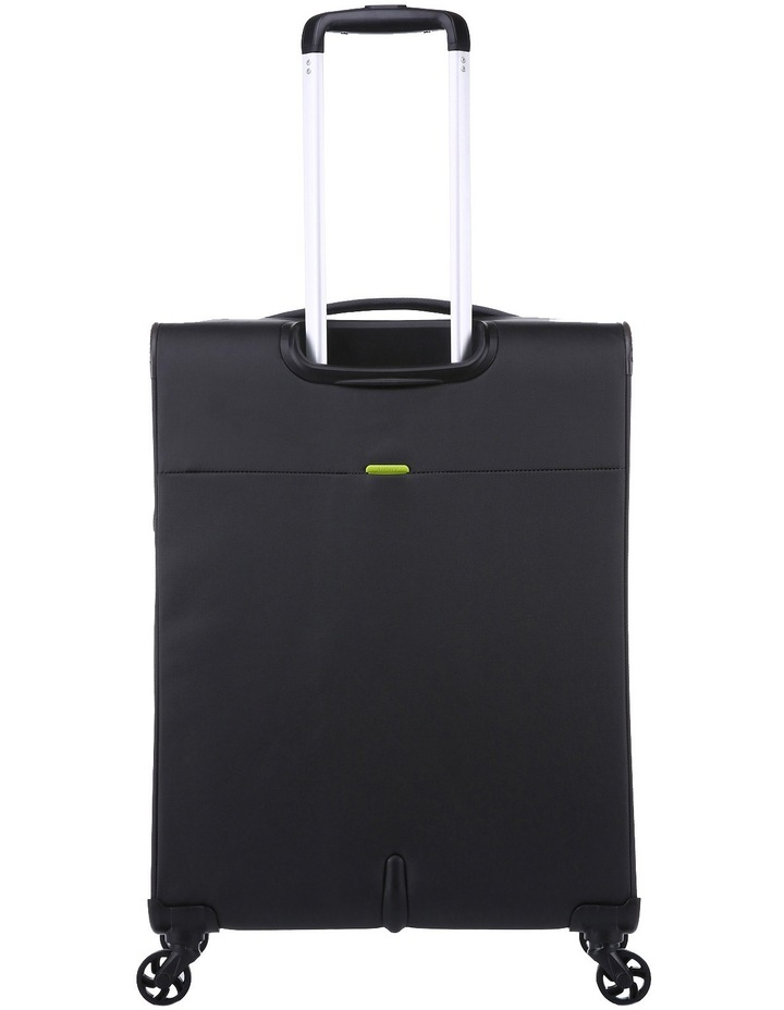 Zeolite Softside Spinner Case Large: Charcoal 80cm 3.0kg image 3