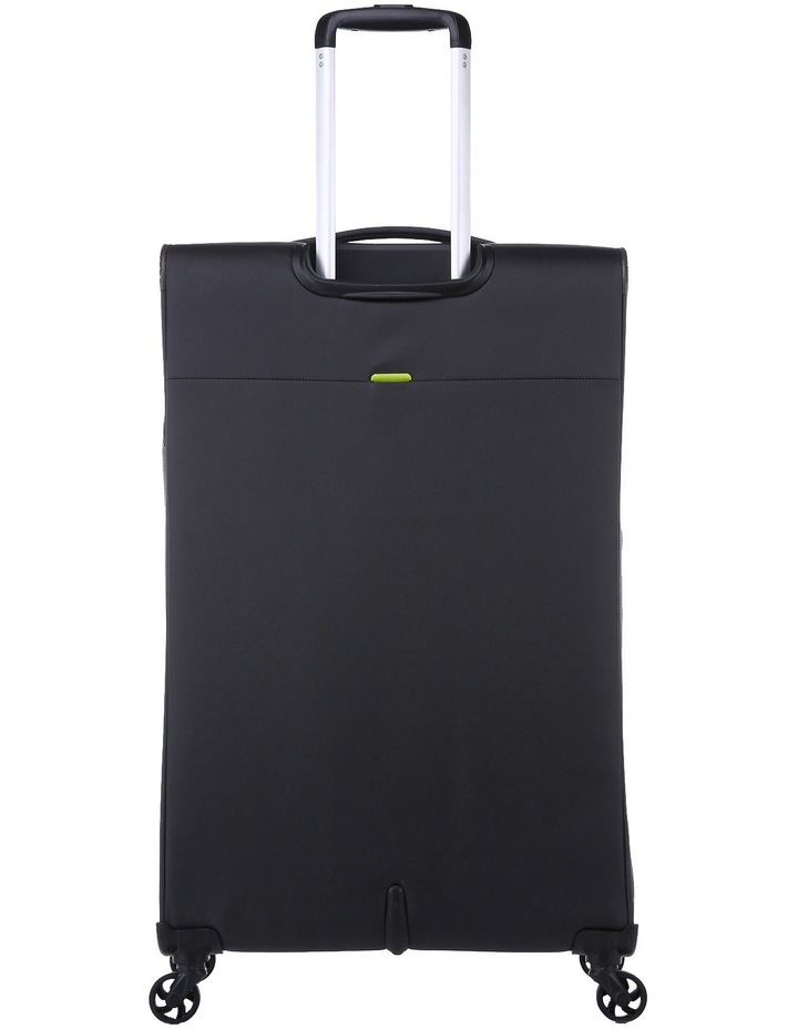 Zeolite Softside Spinner Case Large: Charcoal 80cm 3.0kg image 4
