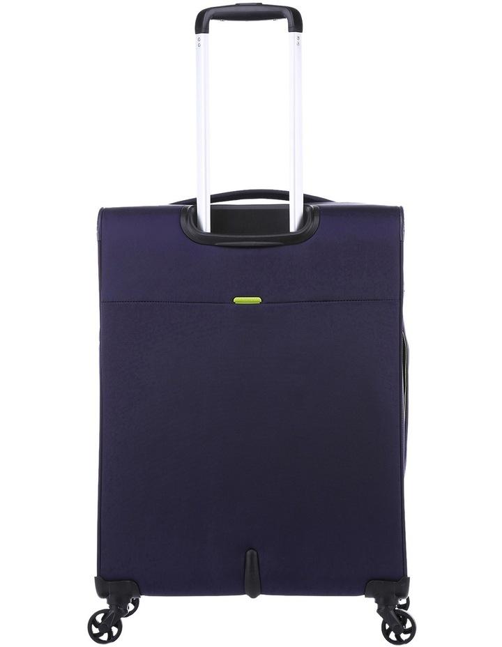Zeolite Softside Spinner Case Medium: Purple 66cm 2.8kg image 4