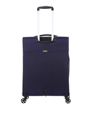 Antler - Zeolite Softside Spinner Case Medium: Purple 66cm 2.8kg