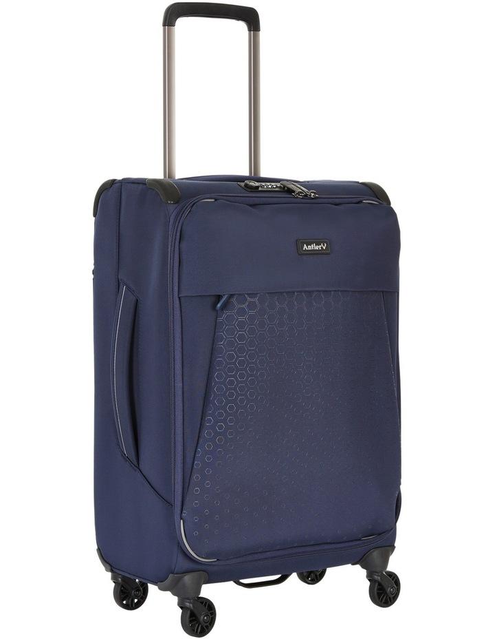 Oxygen Softside  Spinner Case Small Blue:56cm 1.8kg  4081113026 image 2