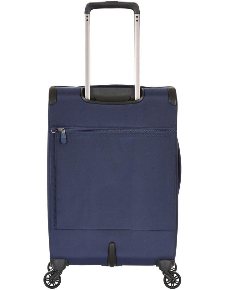 Oxygen Softside  Spinner Case Small Blue:56cm 1.8kg  4081113026 image 3