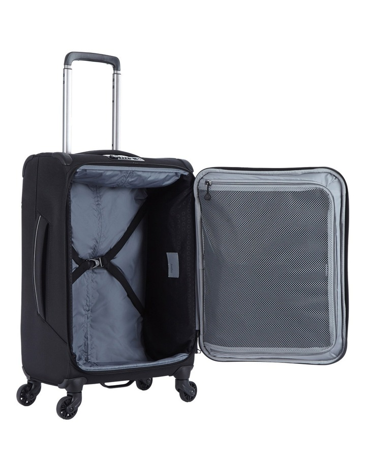 Oxygen Softside  Spinner Case Small Black:56cm  1.8kg 4081124026 image 3
