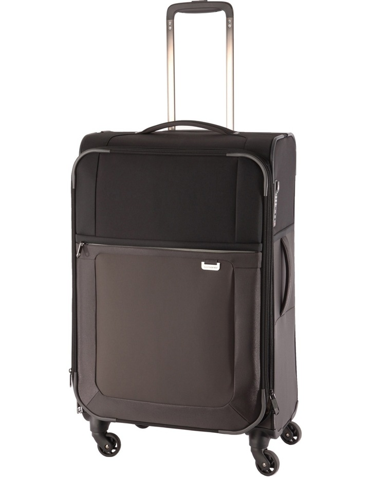 Uplite Softside Spinner Case Medium 71cm Black/Grey 2.4kg image 1