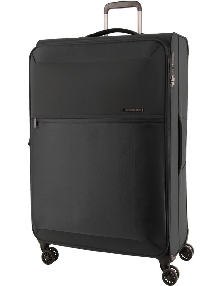 72Hrs Deluxe  Softside  Spinner Case Medium:Black:71cm 2.4kg image 1