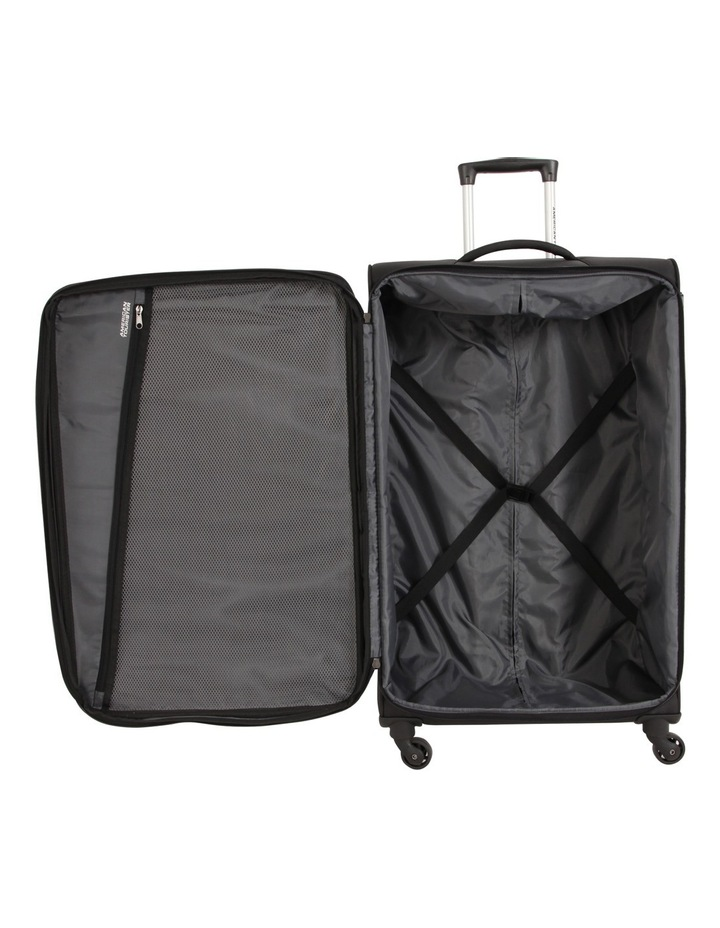 Dee-Lite Deluxe Soft Spinner Case Small:Black:55cm image 2