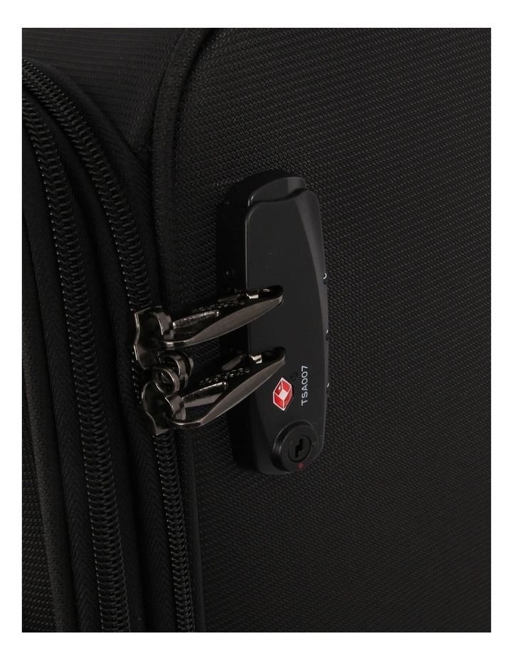 Dee-Lite Deluxe Soft Spinner Case Small:Black:55cm image 3