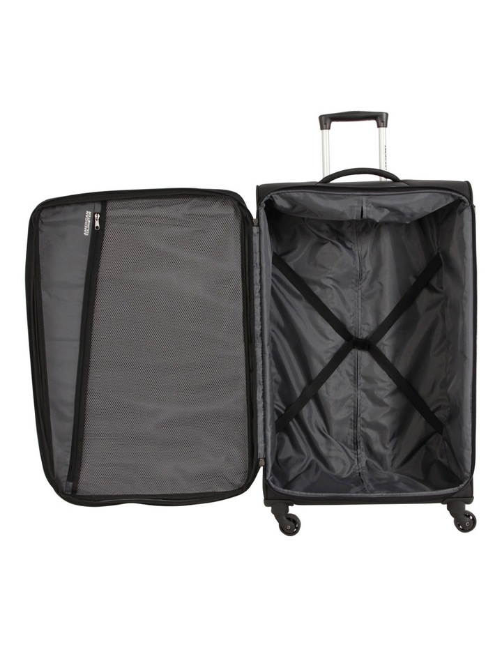 Dee-Lite Deluxe Soft Spinner Case Medium:Black:71cm image 2