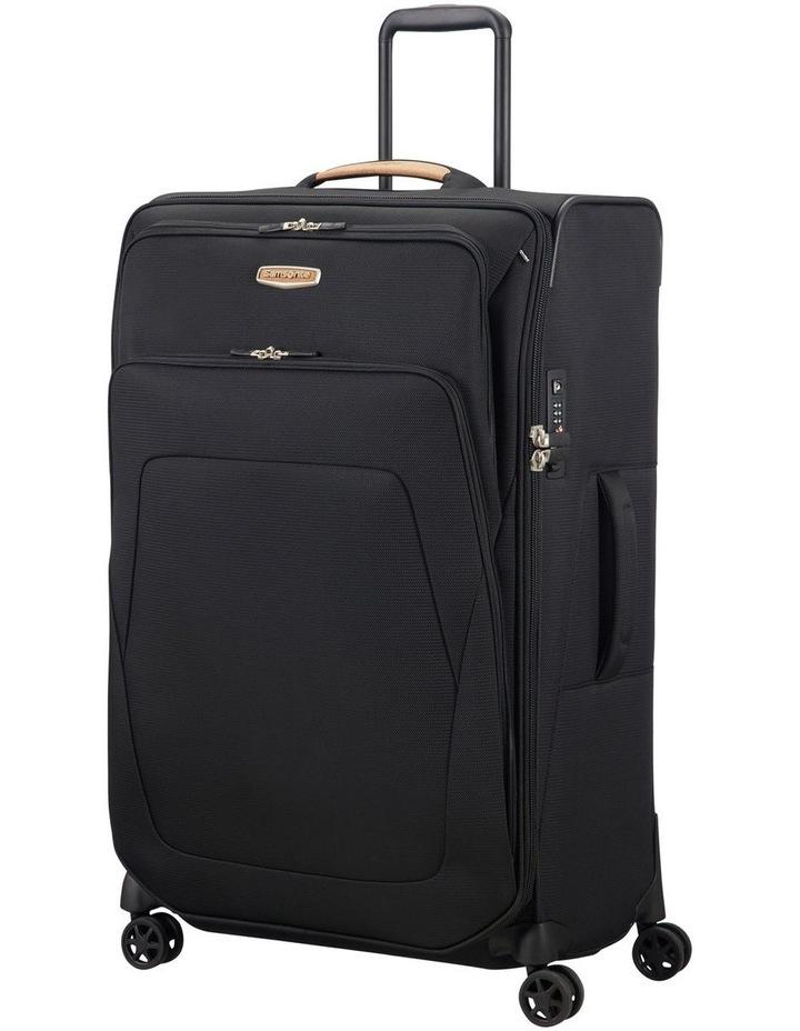 Spark Eco Large 79cm Spinner Suitcase - Black image 1