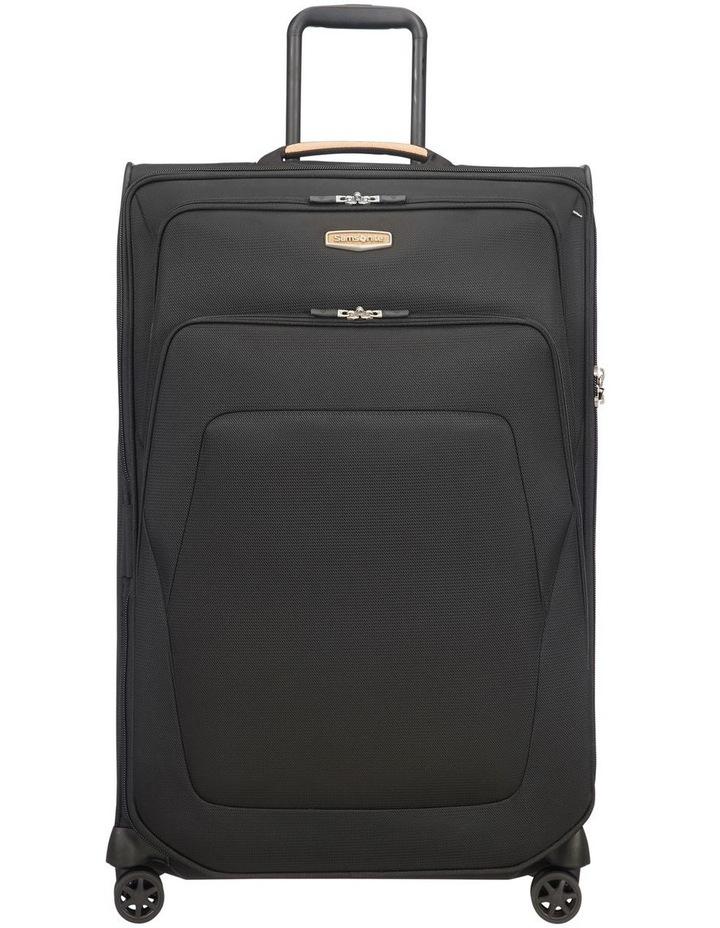 Spark Eco Large 79cm Spinner Suitcase - Black image 2