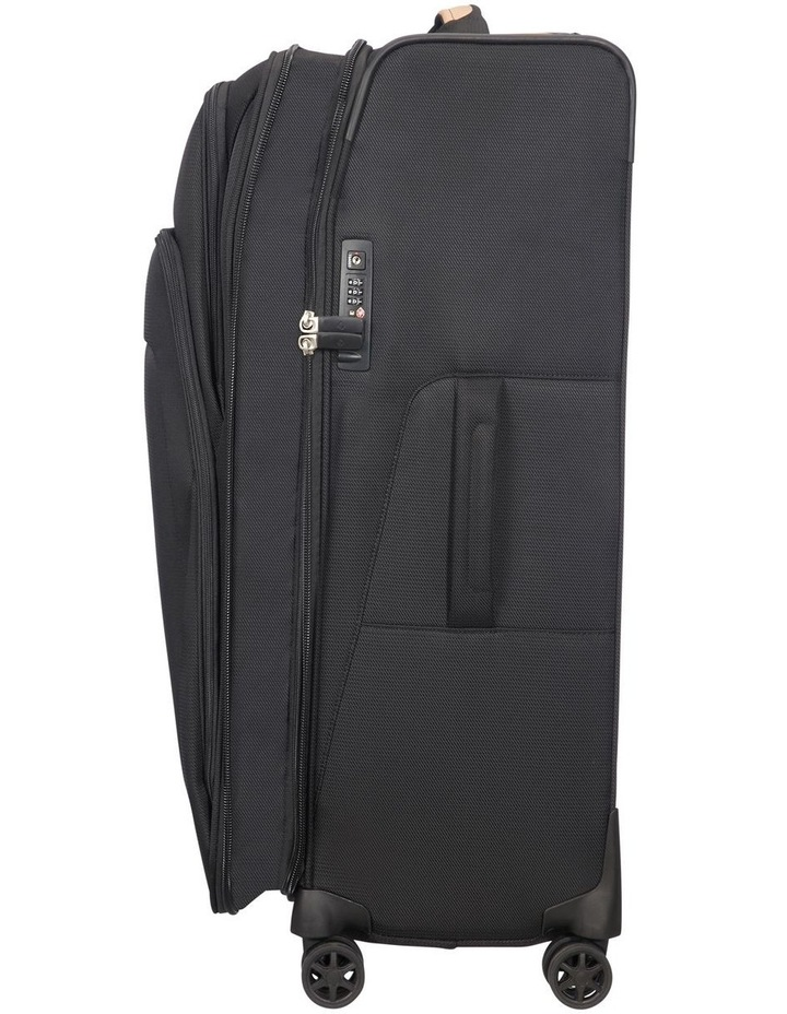 Spark Eco Large 79cm Spinner Suitcase - Black image 3