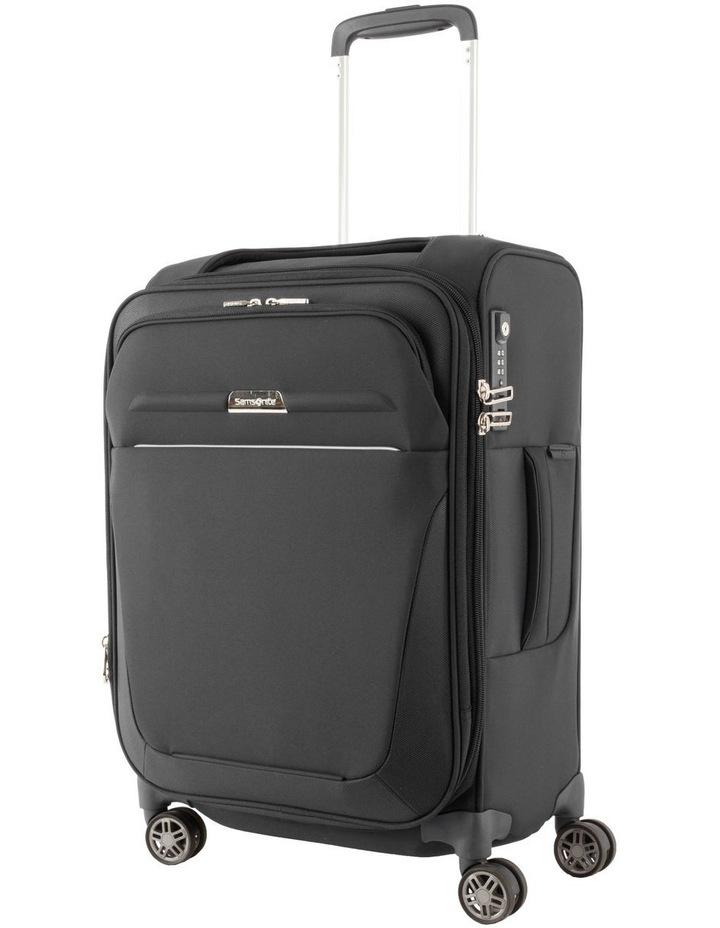 B-Lite 4 Small 55cm Softside Spinner Suitcase - Black image 1