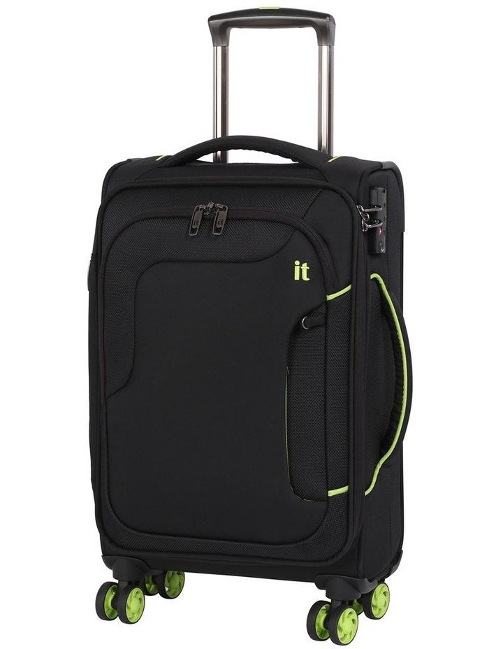 MegaLite Bold softside 55cm suitcase black image 1