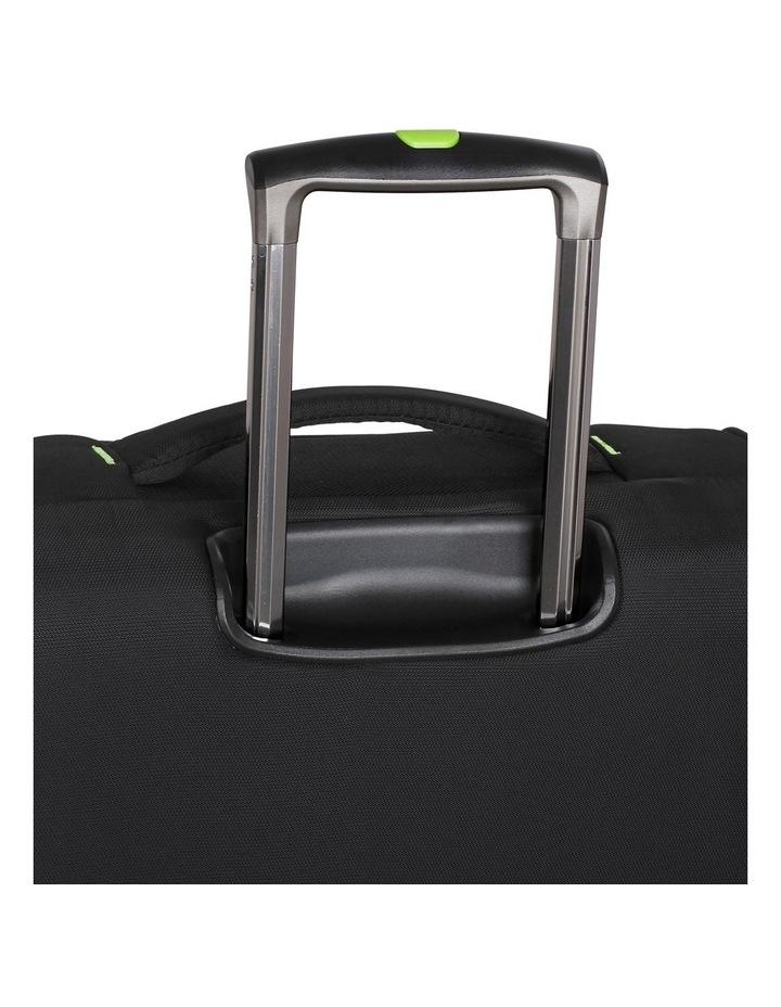 MegaLite Bold softside 55cm suitcase black image 2