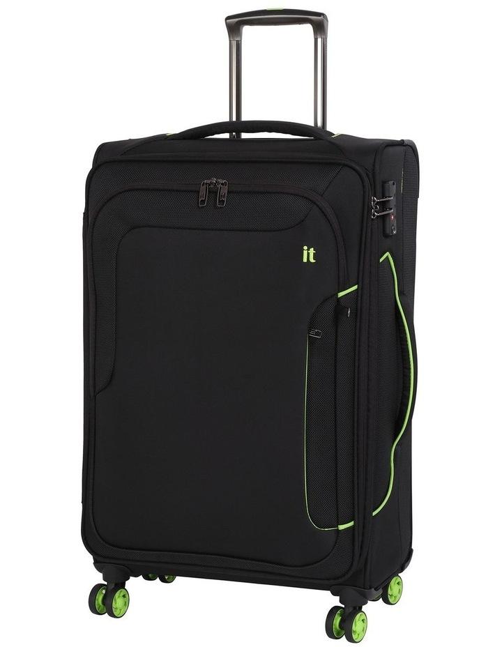 MegaLite Bold softside 70cm Suitcase Black image 1