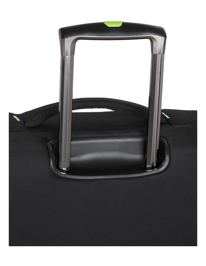 MegaLite Bold softside 70cm Suitcase Black image 5