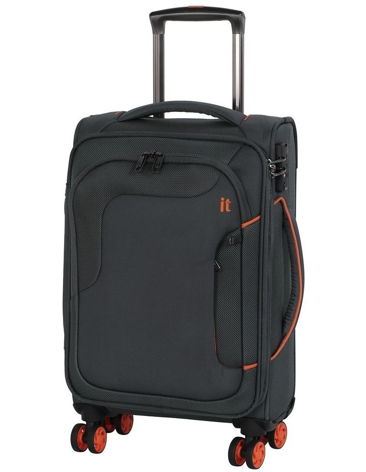 a12b8f366 IT Luggage | MegaLite Bold Softside 55cm Suitcase Grey | MYER