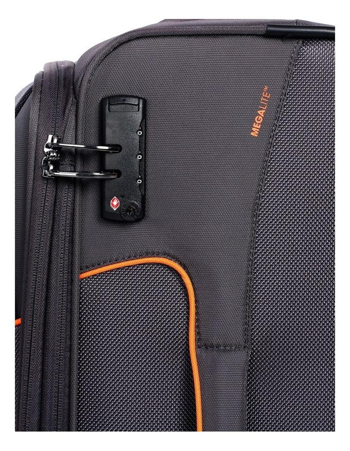 MegaLite Bold softside 55cm Suitcase Grey image 2