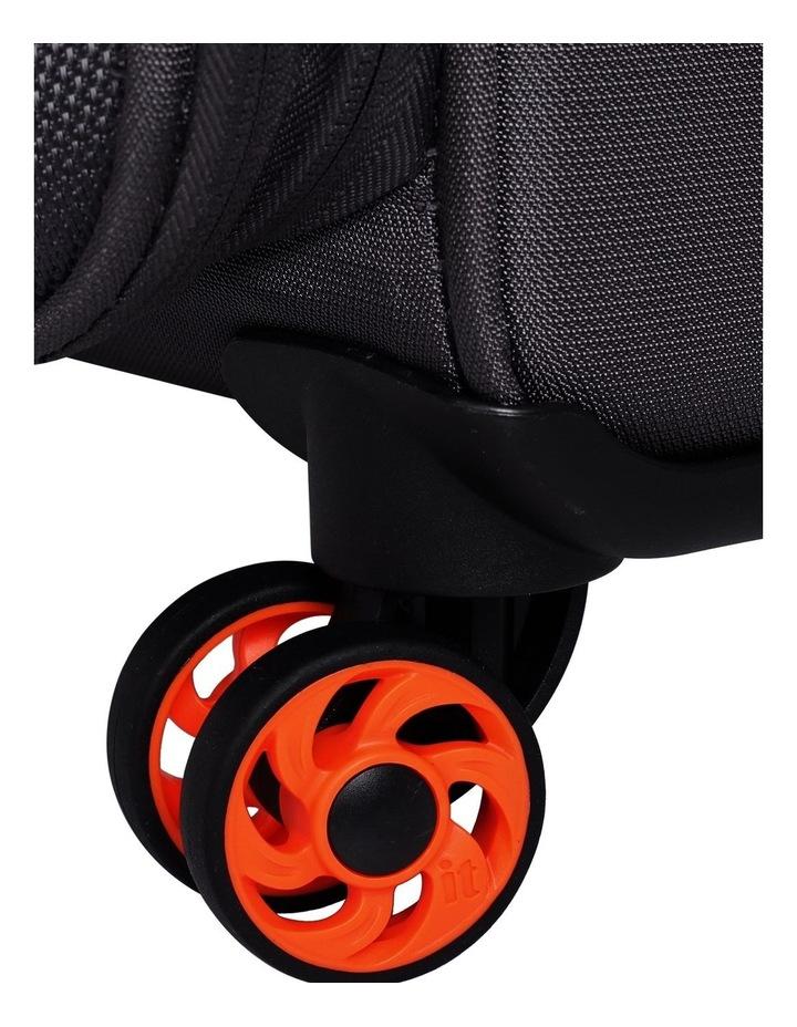 MegaLite Bold softside 55cm Suitcase Grey image 4