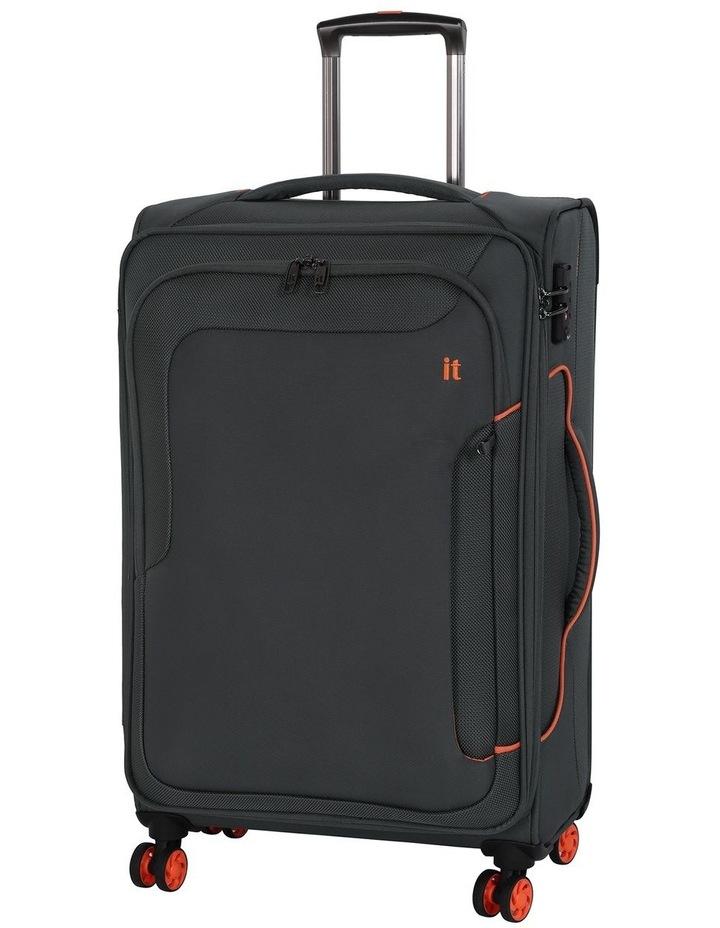 MegaLite Bold softside 70cm Suitcase Grey image 1
