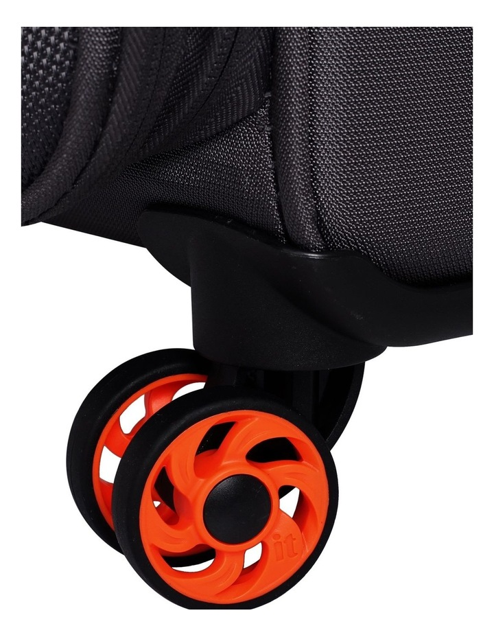 MegaLite Bold softside 70cm Suitcase Grey image 3