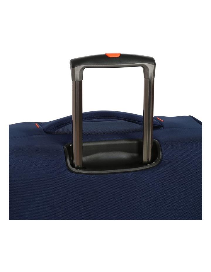 MegaLite Bold softside 55cm Suitcase Blue image 3