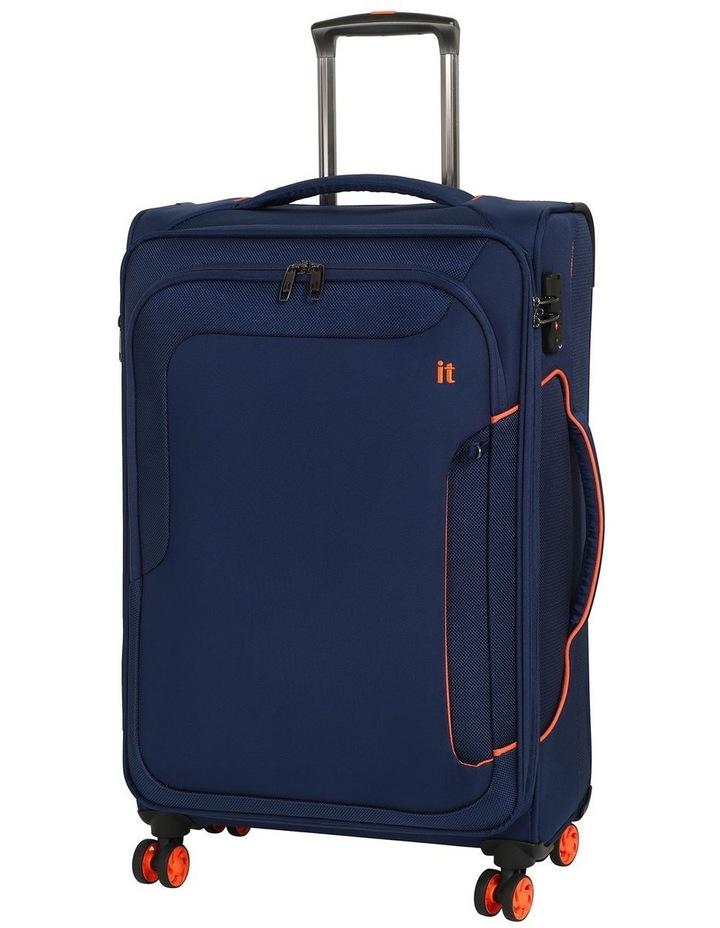 MegaLite Bold softside 70cm Suitcase Blue image 1