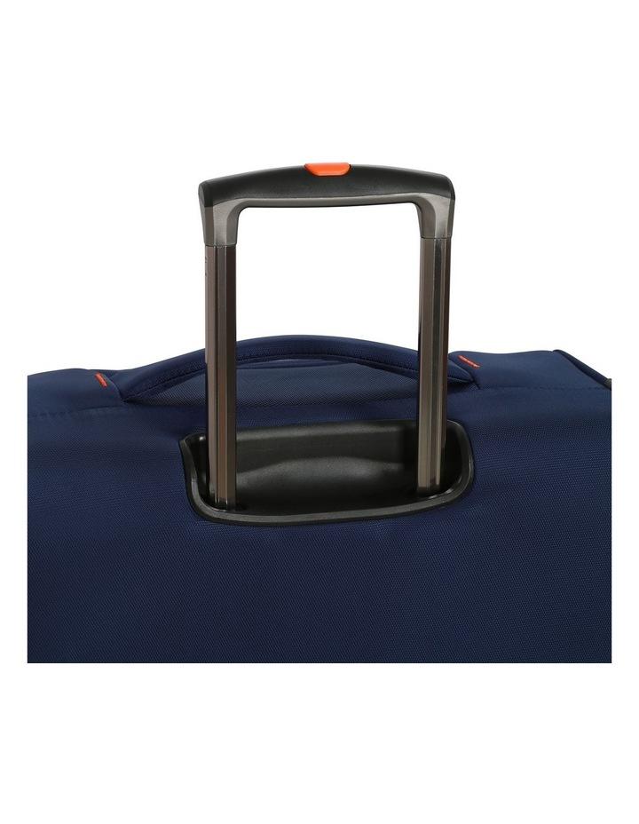 MegaLite Bold softside 70cm Suitcase Blue image 3