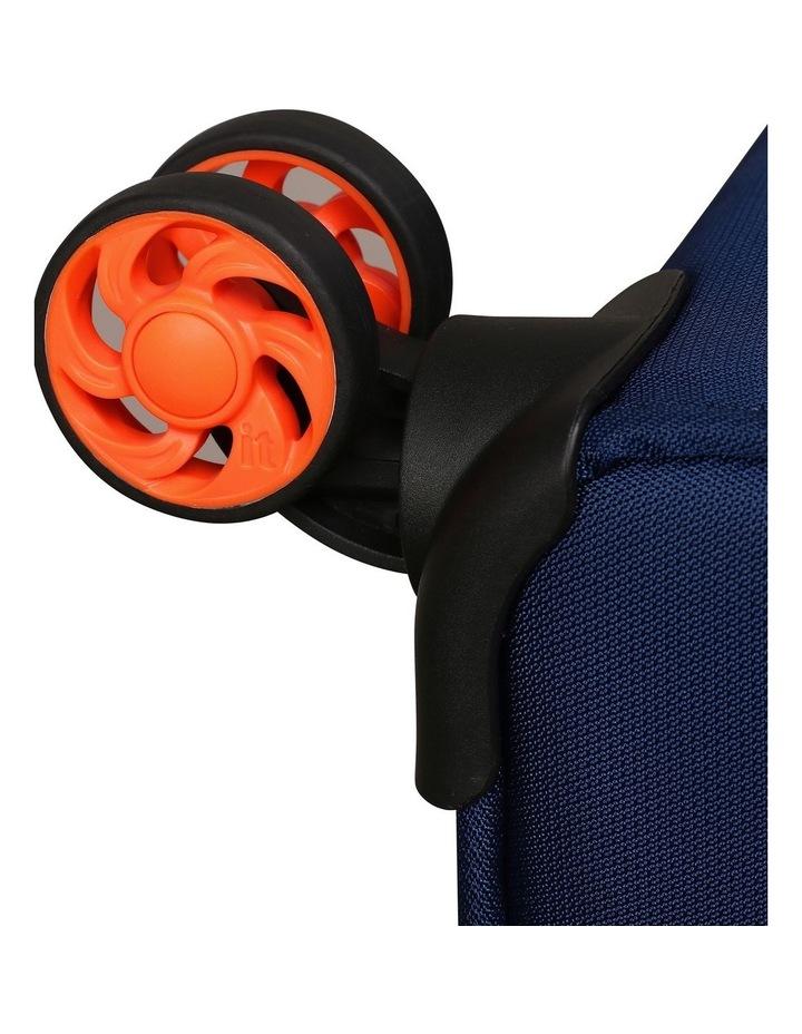 MegaLite Bold softside 70cm Suitcase Blue image 4