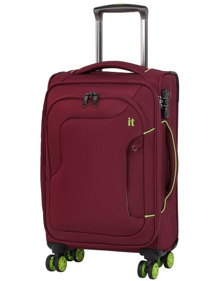 Megalite Bold Softside 55CM Suitcase Dark Red image 1