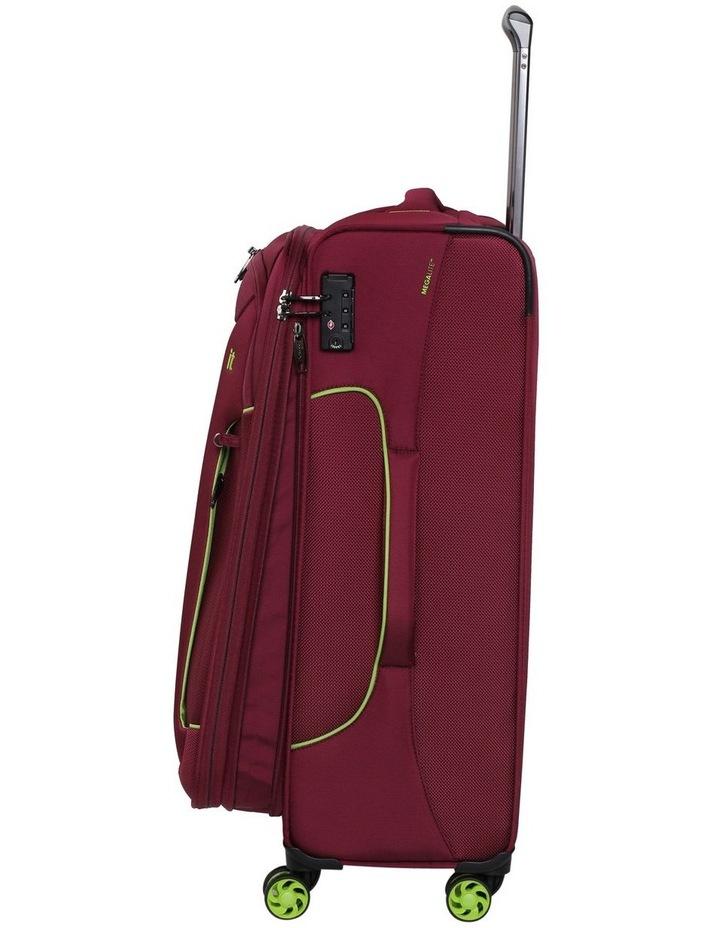 Megalite Bold Softside 55CM Suitcase Dark Red image 2