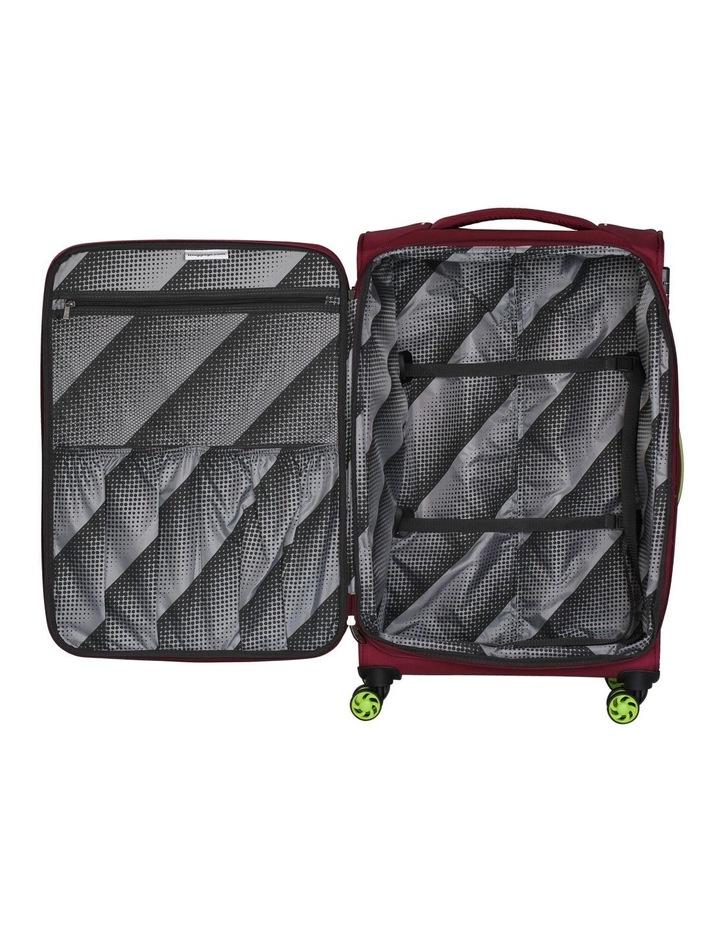Megalite Bold Softside 55CM Suitcase Dark Red image 3