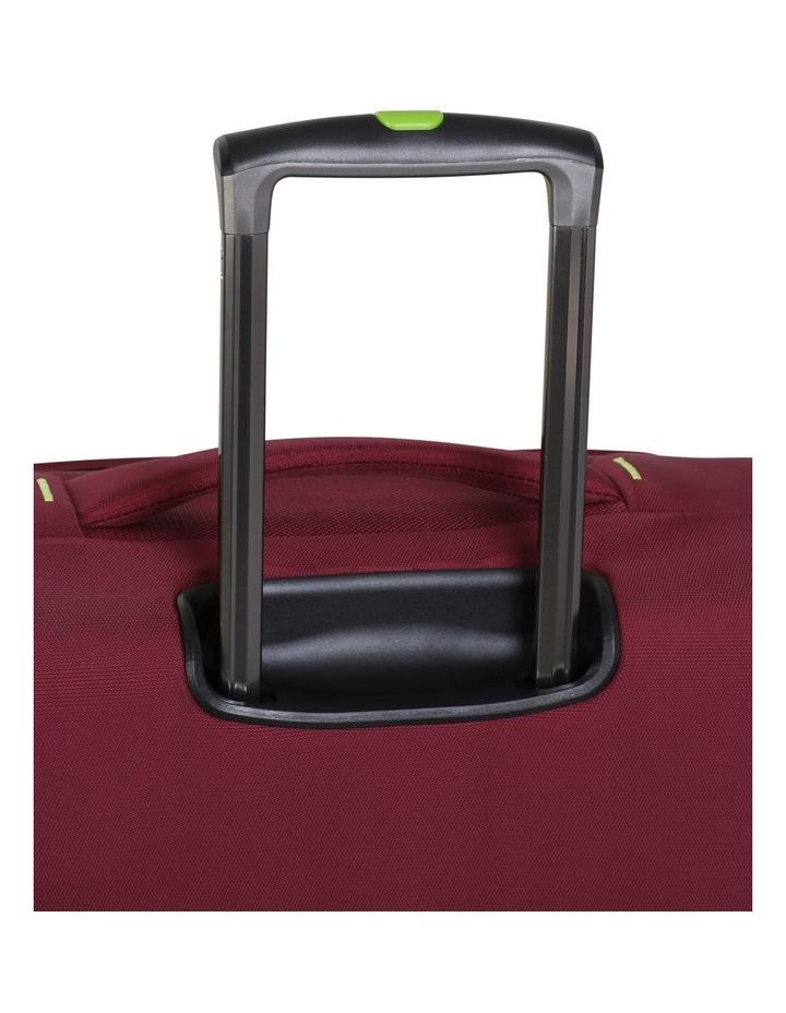 Megalite Bold Softside 55CM Suitcase Dark Red image 4