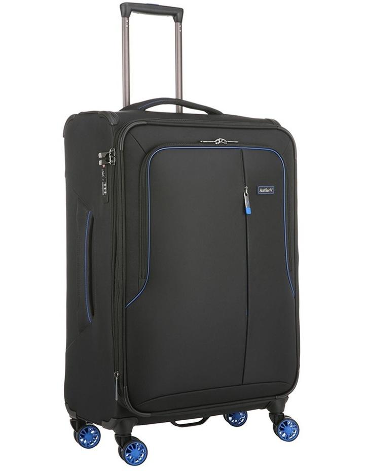 Clarendon 4w Roller Case Med 2.4kg Blk 70cm image 2