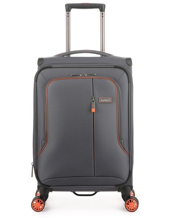 Clarendon 4w Roller Case Sml 2.1kg Grey 56cm image 1