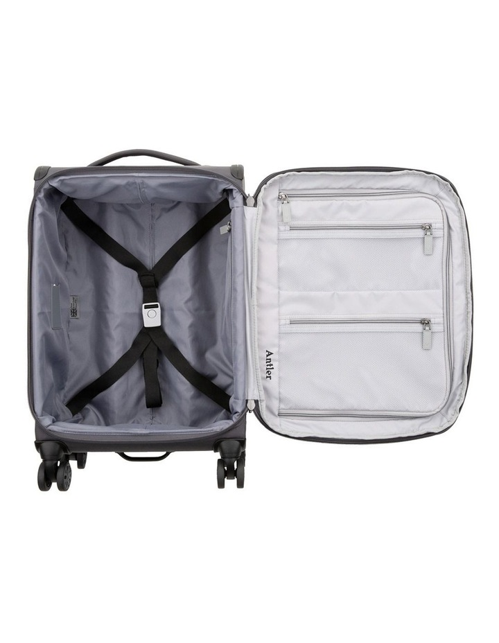 Portland 4W Roller Soft Case Small 2.5Kg Charcoal 56cm image 4