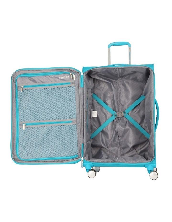 Curio Softside Spinner Case 69cm Turquoise 2.9kg image 2