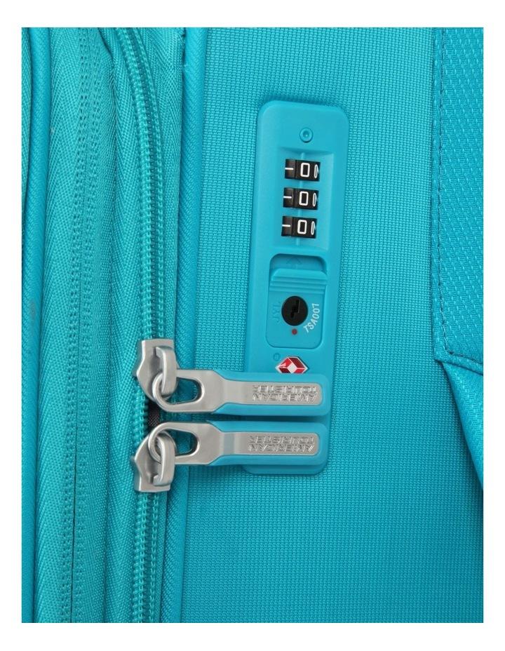 Curio Softside Spinner Case 69cm Turquoise 2.9kg image 3