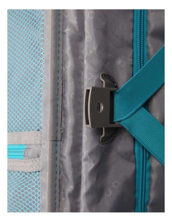 Curio Softside Spinner Case 69cm Turquoise 2.9kg image 5