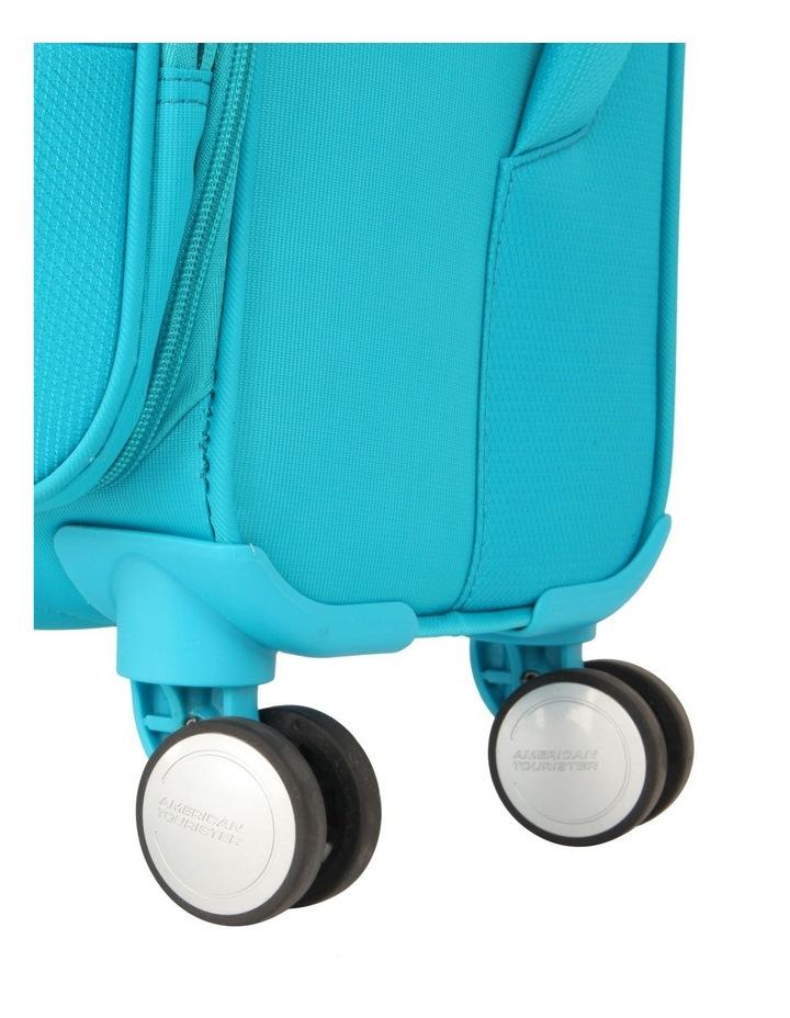 Curio Softside Spinner Case 69cm Turquoise 2.9kg image 6