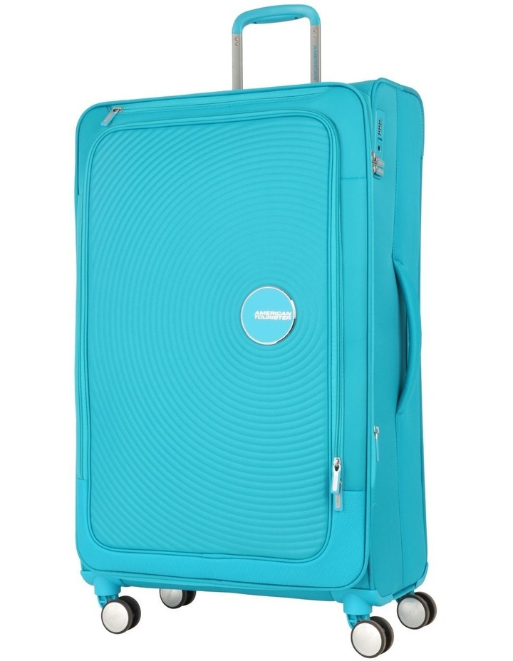 Curio Softside Spinner Case 81cm Turquoise 3.4kg image 1