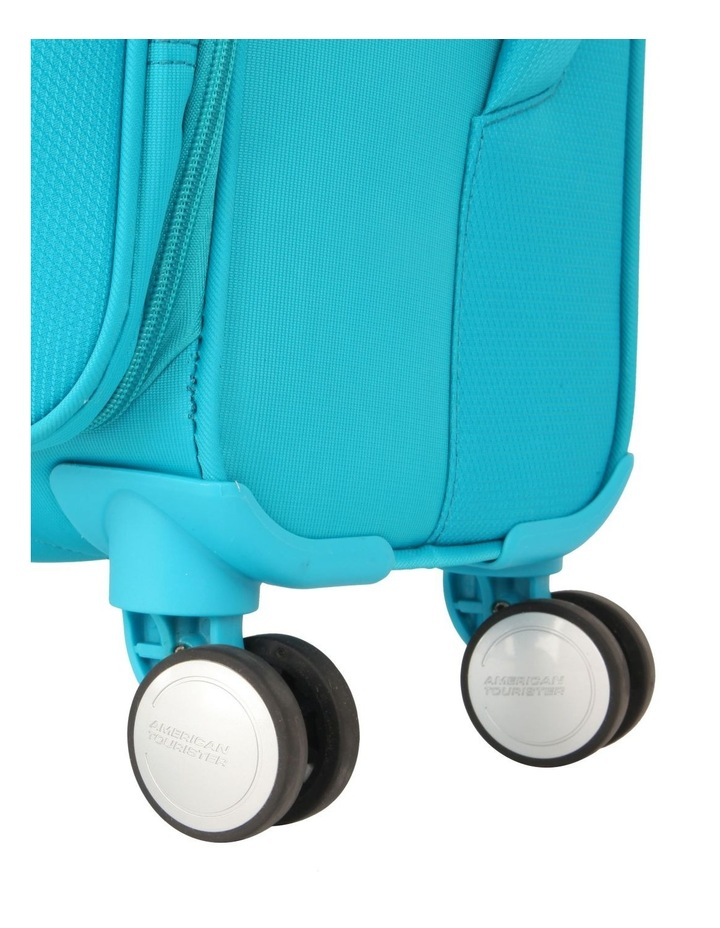Curio Softside Spinner Case 81cm Turquoise 3.4kg image 5